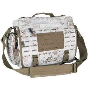Direct Action Messenger Bag PenCott Snowdrift