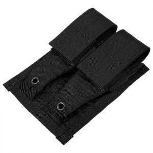 Flyye Double 9mm Magazine Pouch MOLLE Black