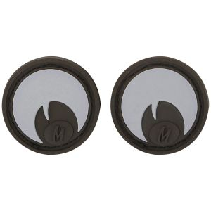 Maxpedition Googly Eyes (Pack of 2) (SWAT) Morale Patch