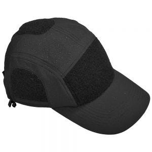 Hazard 4 Privateer Soft-Shell Breathable Contractor Cap Black