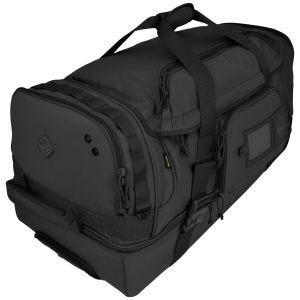 Hazard 4 Shoreleave Rugged Split-Roller Luggage Black