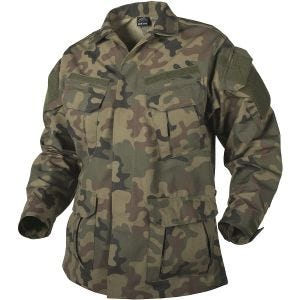 Helikon SFU NEXT Shirt Polycotton Ripstop Polish Woodland