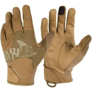 Helikon All Round Tactical Light Gloves Coyote/Adaptive Green