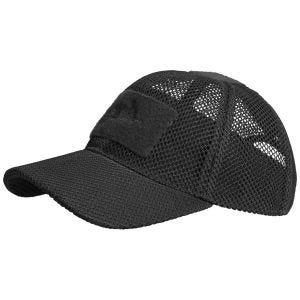 Helikon Baseball Mesh Cap Black