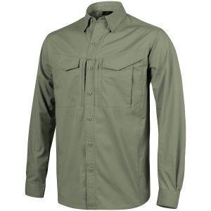 Helikon Defender Mk2 Long Sleeve Shirt Olive Green