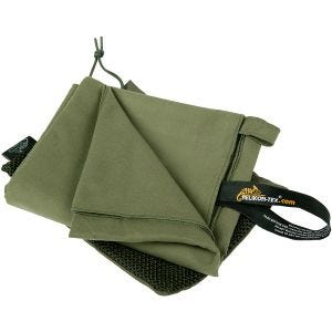 Helikon Field Towel Olive Green