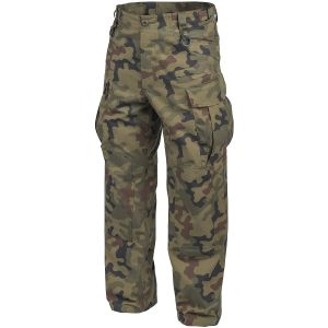 Helikon SFU NEXT Trousers Polycotton Ripstop Polish Woodland