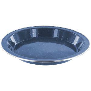 Highlander Deluxe Enamel Plate Navy Blue