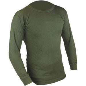 Highlander Thermal Vest Long Sleeve Olive