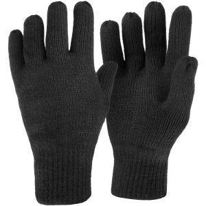 Highlander Drayton Thins Lined Gloves Black