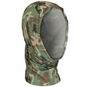 Mil-Tec Multifunction Headgear Woodland