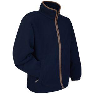 Jack Pyke Countryman Fleece Jacket Navy
