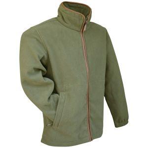 Jack Pyke Countryman Fleece Jacket Light Olive