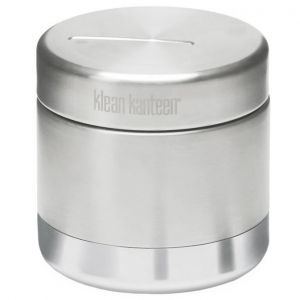 Klean Kanteen Food Canister 237ml Vacuum Insulated Brushed Stainless