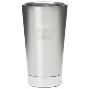 Klean Kanteen 473ml Tumbler Vacuum Insulated Brushed Stainless