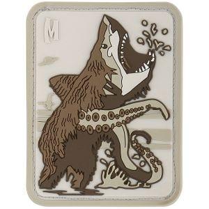 Maxpedition Bearsharktopus (Arid) Morale Patch