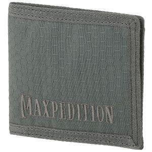 Maxpedition Bi Fold Wallet Grey
