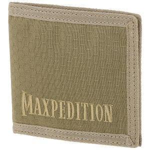 Maxpedition Bi Fold Wallet Tan