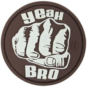 Maxpedition Bro Fist (Glow) Morale Patch