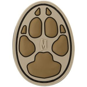 """Maxpedition Dog Track 1"""" (Arid) Morale Patch"""