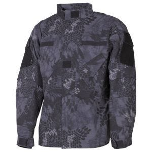 MFH Mission Combat Jacket Snake Black