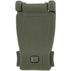 MFH Plastic MOLLE Adapter Clip OD Green