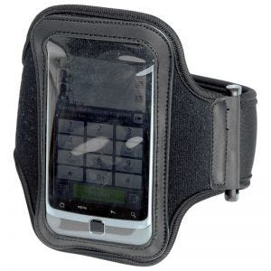 Mil-Tec Sport Arm Band Black