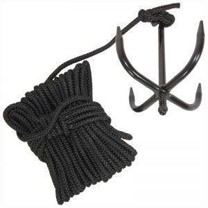 Mil-Tec Anchor Rope Black