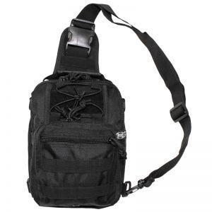 MFH Shoulder Bag MOLLE Black