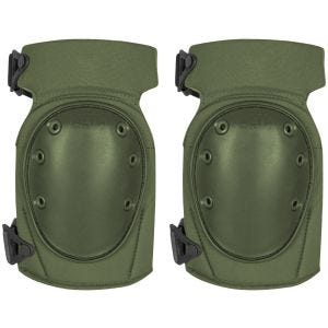 Alta Industries AltaCONTOUR LC Knee Pads AltaLOK Olive Green