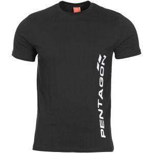 Pentagon Ageron Pentagon Vertical T-Shirt Black
