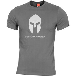 Pentagon Ageron Spartan Helmet T-Shirt Wolf Grey