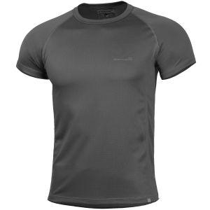 Pentagon Body Shock T-Shirt Cinder Grey