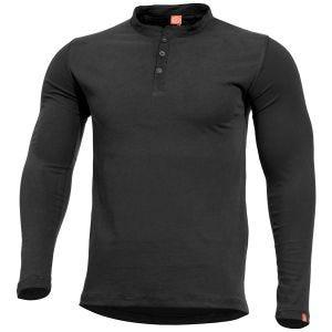 Pentagon Romeo Henley Shirt Black