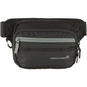Pentagon Runner Concealment Pouch Black