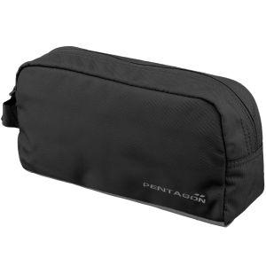 Pentagon Raw Travel Kit Pouch Black