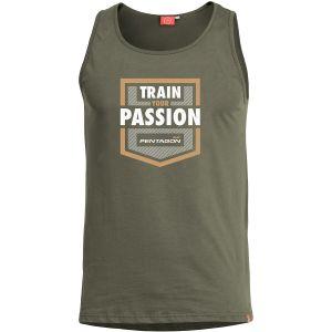 Pentagon Astir Vest Train Your Passion Olive