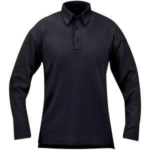 Propper I.C.E. Men's Performance Long Sleeve Polo LAPD Navy