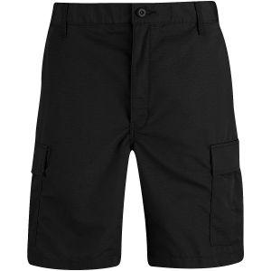 Propper BDU Shorts Polycotton Ripstop Black