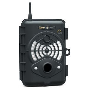 SpyPoint Live GSM Cellular Infrared Digital Surveillance Camera Black