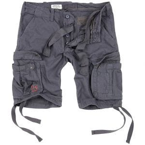 Surplus Airborne Vintage Shorts Anthrazit
