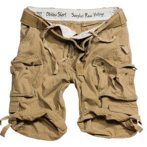 Surplus Division Shorts Coyote