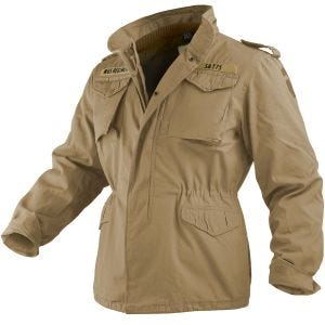 Surplus M65 Regiment Jacket Coyote