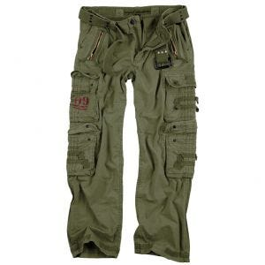 Surplus Royal Traveler Trousers Royal Green