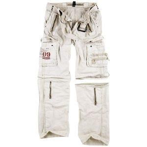 Surplus Royal Outback Trousers Royal White
