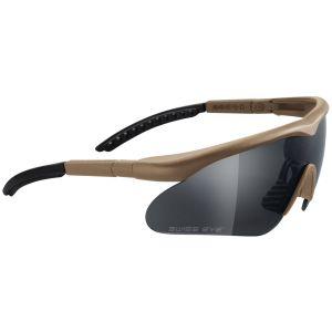 Swiss Eye Raptor Glasses Coyote Frame