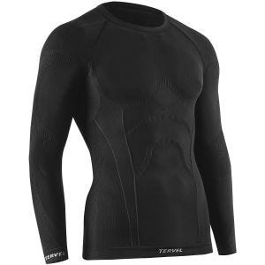 Tervel Comfortline Shirt Long Sleeve Black
