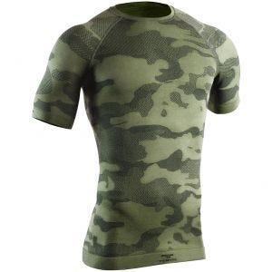 Tervel Optiline Tactical Shirt Short Sleeve Military / Grey