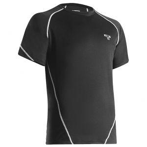 Tervel Sportline Strong ESM-01 Shirt Short Sleeve Black