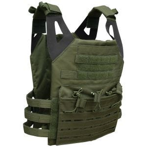 Viper Lazer Special Ops Plate Carrier Green